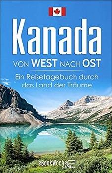 Kanada von West nach Ost | ISBN 1986958752