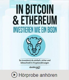 Jetzt starten und Investor in Kryptowährungen werden!